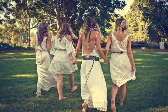 Casamento Hippie Chic. LINDO