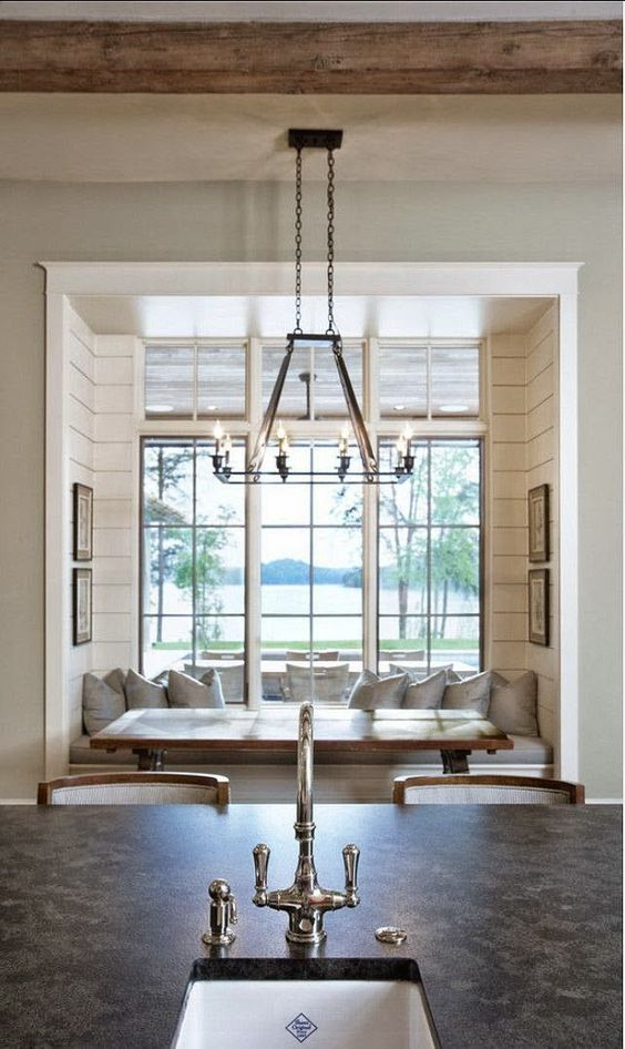 Elements of Style Blog | Design Detail: Shiplap Walls and Ceilings | http://www.elementsofstyleblog.com: