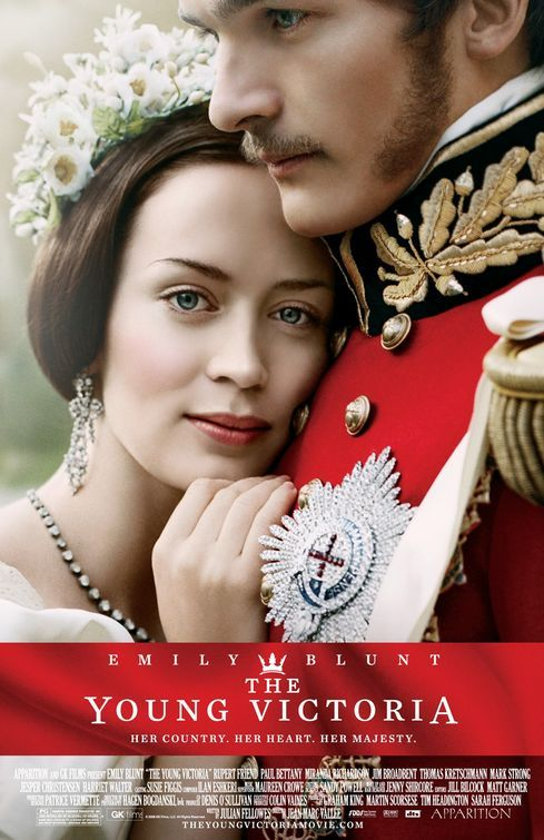 The Young Victoria: Fav Movie, Movies Tv, Emily Blunt, Favorite Movies, Movie Poster, Favorite Film
