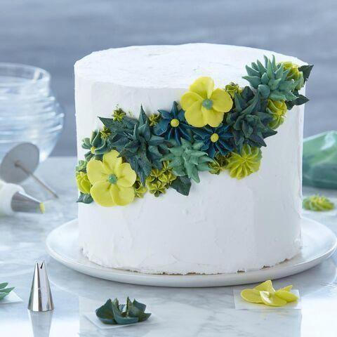 kit cake design wilton Pin on memes