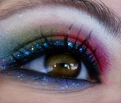 Fashion trends: Latest Eye makeup