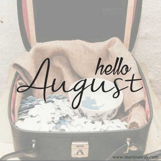 Agosto: gli altri pezzi del puzzle