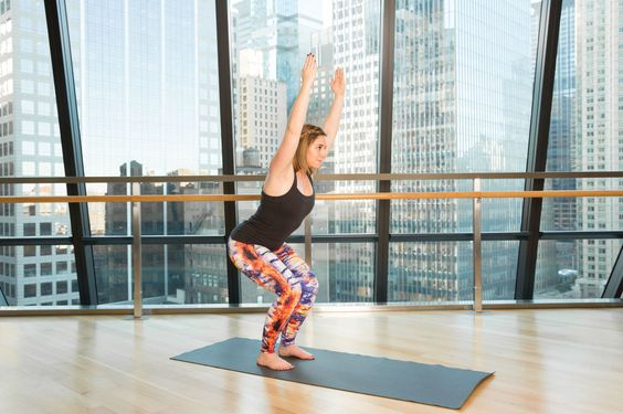 """10 Yoga Moves That Burn Fat Faster Than You Can Say """"Om""""  - Redbook.com"""