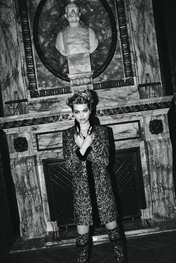 Daphne Groeneveld by Arnaud Pyvka for Bergdorf Goodman Magazine Pre Fall 2015 24