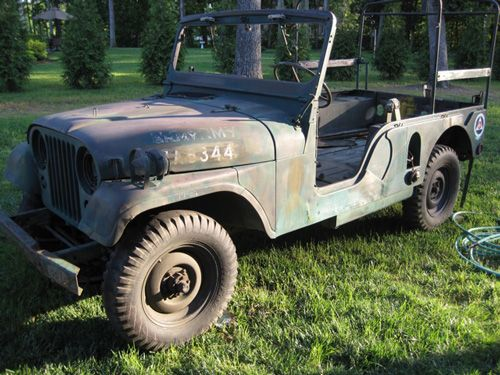 1955 Willys M170 - Photo submitted by Brian Lukhard.