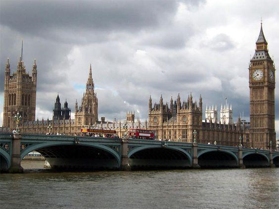Westminster Bridge, London England