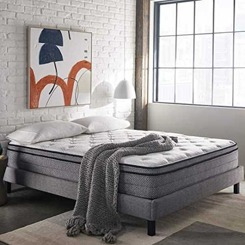 New Early Bird Fusion 12 Inch Hybrid Memory Foam Spring Mattress Cushion Firm Bed Box Cool Sleep Certpur Us Certified Foam No Harmful Chemicals Handcra In 2020 Box Bed Bed Mattress Memory Foam
