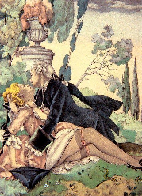 Sexualidade no século XIX (NSFW):