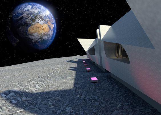 Base Lunar Colmeia Bruno Aldrighi Arquiteto Arquitetura em São Paulo