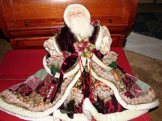 Victorian Santa MMR