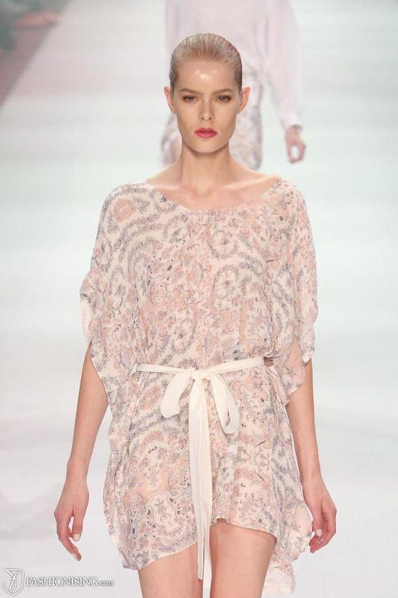 Alice McCall L'Oreal Melbourne Fashion Festival #LMFF I www.fashionising.com