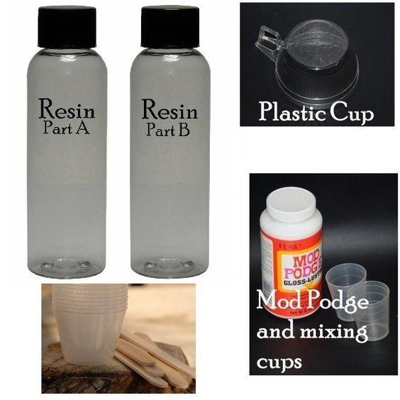 Aprende a hacer tus propias joyas de resina con este Tutorial gratuito de resina