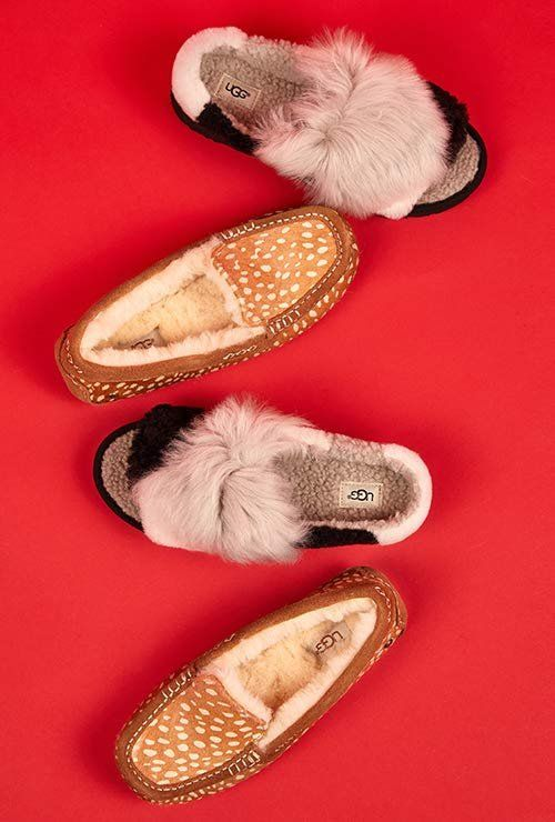 Comfy UGG boots are all the rage this season! Shoes
