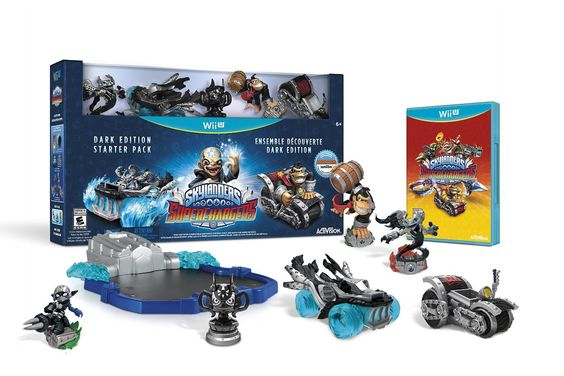 Amazon.com: Skylanders SuperChargers Starter Pack - Wii U: nintendo wii u: Video Games