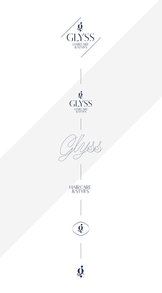 Glyss - Identity #logo #logotype #identity #type #symbol #graphicdesign #franciscolopezmx    by Francisco López Mx