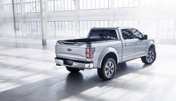 Ford Atlas Concept = 2014 F-150?2