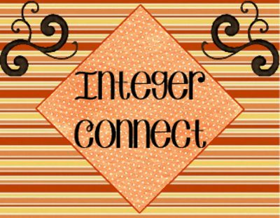 Integer Connect from Under the Crystal Chandelier on TeachersNotebook.com -  (3 pages)  - Students will practice computation of integers.  This is a group game that is very engaging for students!