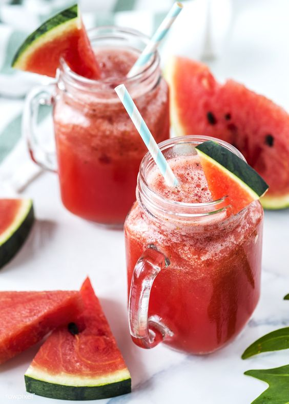 Drink Watermelon Juice
