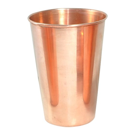 Buy Dakshcraft ® Ayurveda Healing Drinkware Copper Tumbler Online at Low Prices in India - Amazon.in