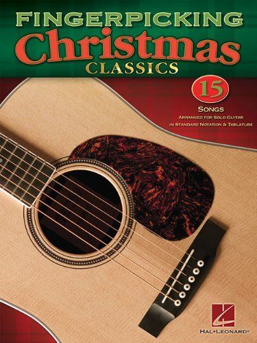 Fingerpicking Christmas Classics - 15 Songs Arr. For Solo Guitar In Standard Notatio by Hal Leonard Corp.. $7.99. Publisher: Hal Leonard (July 1, 2010). Publication: July 1, 2010