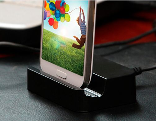 Free: Micro USB Universal Dock Docking Station For Samsung S3 S4 Note 2 3/HTC /Sony - Cell Phone Accessories - Listia.com Auctions for Free Stuff