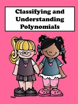 Classifying Adding And Subtracting Polynomials Worksheet ...