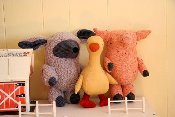 the sheep....