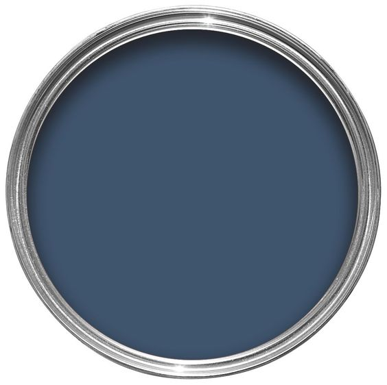 Dulux Weathershield Exterior Oxford Blue Gloss Paint 750ml | Departments | DIY at B&Q
