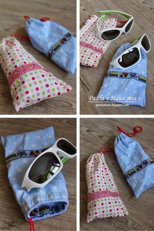 Sonnenbrillen-Hüllen