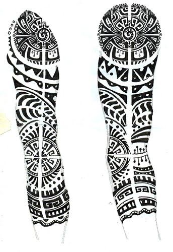 ... Intricate The Designs Can Become
