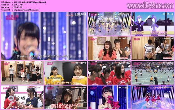 バラエティ番組160924 AKB48 SHOW #127.mp4   ALFAFILE MP4 / 720p160924.AKB48.SHOW.#127.rar TS/ 1080i160924.AKB48.SHOW-t.#127.part1.rar160924.AKB48.SHOW-t.#127.part2.rar160924.AKB48.SHOW-t.#127.part3.rar160924.AKB48.SHOW-t.#127.part4.rar160924.AKB48.SHOW-t.#127.part5.rar ALFAFILE Note : AKB48MA.com Please Update Bookmark our Pemanent Site of AKB劇場 ! Thanks. HOW TO APPRECIATE ? ほんの少し笑顔 ! If You Like Then Share Us on Facebook Google Plus Twitter ! Recomended for High Speed Download Buy a Premium Through…