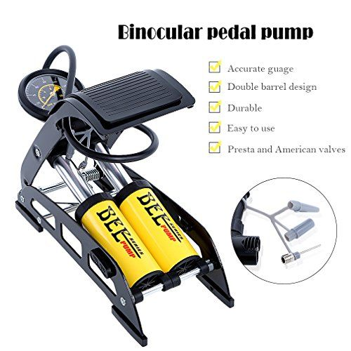 Xinchangshangmao Portable Floor Pump For Car Motorcycle Bike Tires