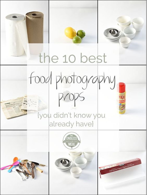 Blog post at The Endless Meal :  I get asked a lot of questions about my food photography and wanted to share with you a few of the food photography props that I use to ma[..]