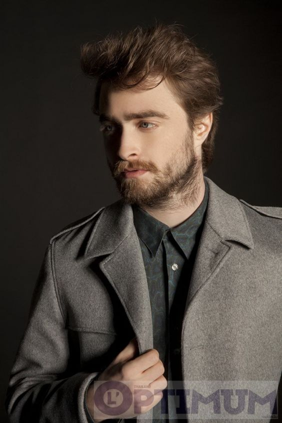 Daniel Radcliffe - L'OPTIMUM THAILAND MAGAZINE PHOTOSHOOT