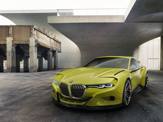Racing flair and class: The seductive BMW 3.0 CSL Hommage