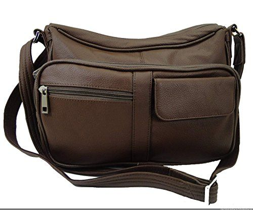 Concealed Carry Leather Gun Purse w/ Organizer & Shoulder Strap-brown Roma Leathers http://www.amazon.com/dp/B00OU39R9S/ref=cm_sw_r_pi_dp_zjEdwb0QQ78EB