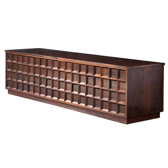 Storage Chest by Joaquim Tenreiro | See more antique and modern Credenzas at http://www.1stdibs.com/furniture/storage-case-pieces/credenzas