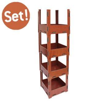 vertical plantbox - vertikale Pflanzenbox