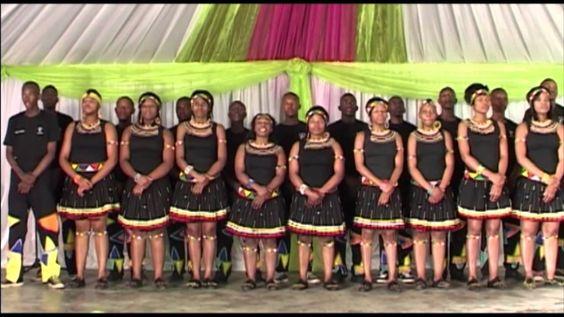 BAYEDE - Gesang und Tanz aus Süd-Afrika