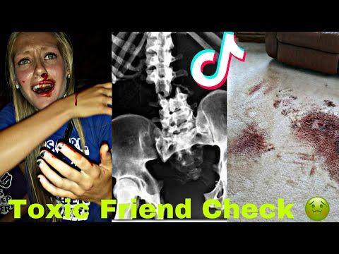 Toxic Friend Check Toxic Friendships Tik Tok Compilation Youtube Toxic Friends Toxic Friendships Tik Tok