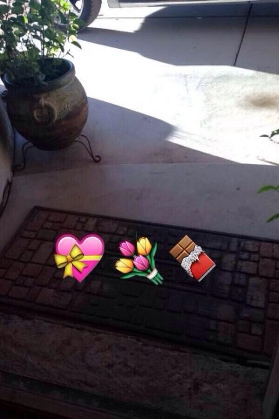 Omg who left these at my door