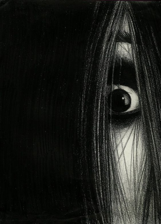 The Grudge, all of them and especially the original Japanese movie, are creeeeeeepy.