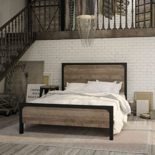 Cordoba Bed Apartment Bedroom Decor Bedroom Decor Inspiration