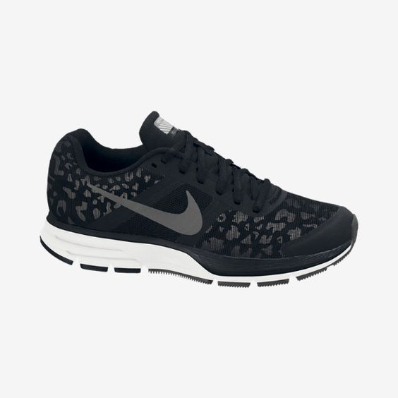 nike air pegasus 30 shield s running shoe leopard