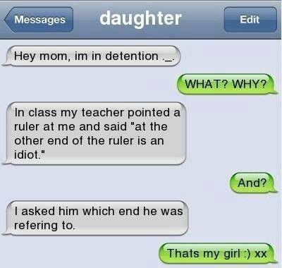 Problems with my teacher ? !?