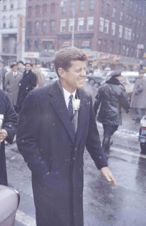 John F,Kennedy .. [Kennedy represented Massachusetts' 11th congressional district in the U.S. House of Representatives from 1947 to 1953 as a Democrat. Thereafter,And he served in the U.S. Senate from 1953 until 1960.