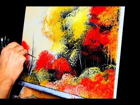 Peter Dranitsin Youtube Acryl Malen Acrylmalerei