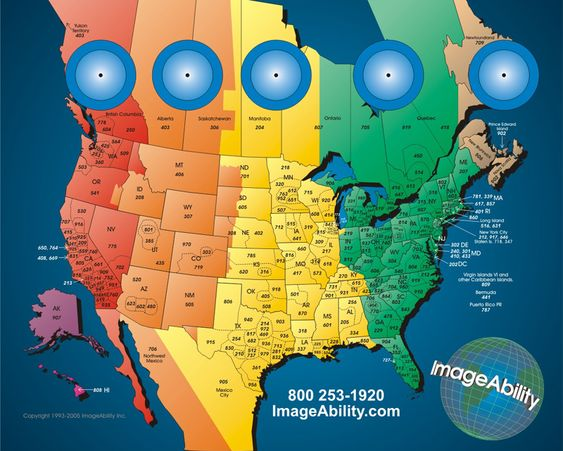 The Best North American Time Zone Map On The Web RAA Pinterest - Map us timezones