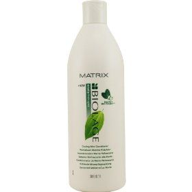 Matrix biolage cooling mint conditioner 33 8 ounce for Salon quality shampoo