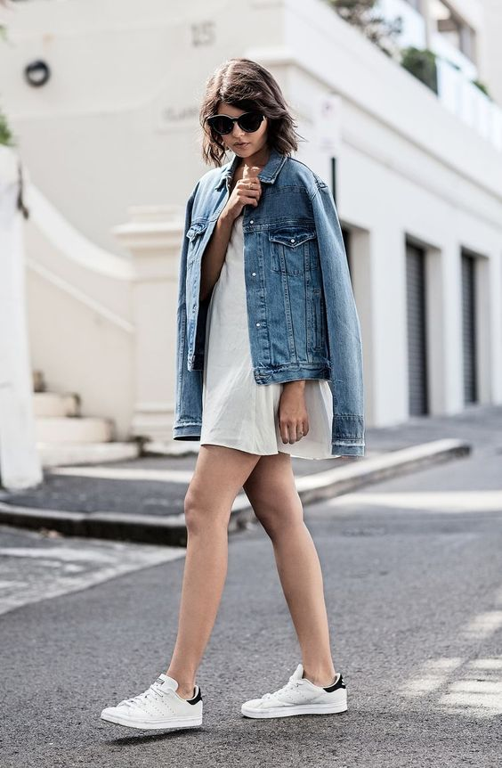 Denim Jacket: